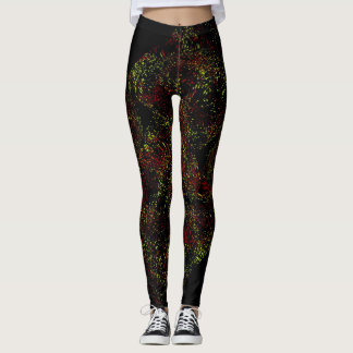 Firework Leggings