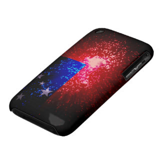 Firework; Samoa Flag Case-Mate iPhone 3 Case