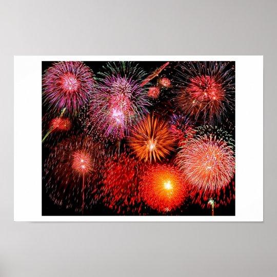 Firework Show Poster
