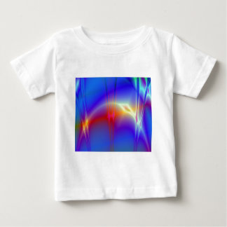 Fireworks Abstract Fractal Design T-shirt