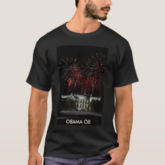 FIREWORKS AT THE WHITE HOUSE T-Shirt
