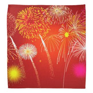 Fireworks Bandanas