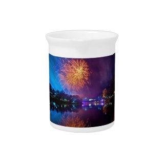 Fireworks Beverage Pitchers