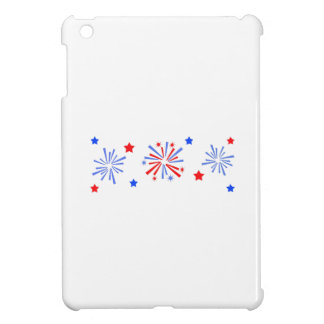 FIREWORKS BORDER COVER FOR THE iPad MINI
