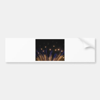 Fireworks Bumper Stickers