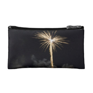 Fireworks Celebration at Night Cosmetic Bag
