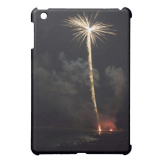 Fireworks Celebration at Night iPad Mini Covers
