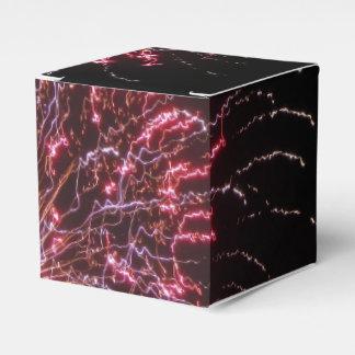 Fireworks Celebration Favour Box