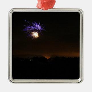 Fireworks Christmas Ornament