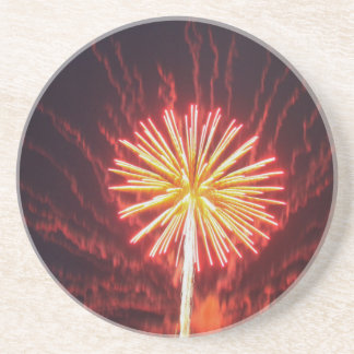 fireworks coaster