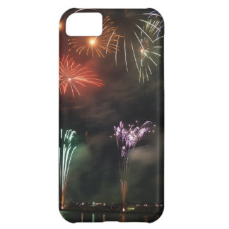Fireworks Colorful Night Sky iPhone 5C Case