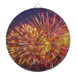 fireworks dartboard