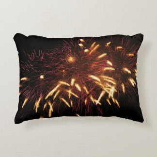 Fireworks Decorative Cushion