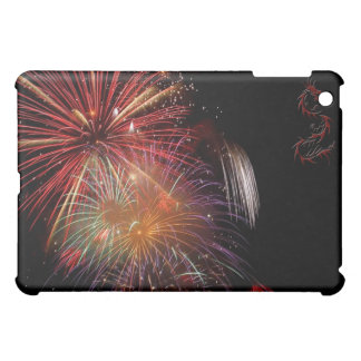 Fireworks & Dragon Chinese New Year iPad Case