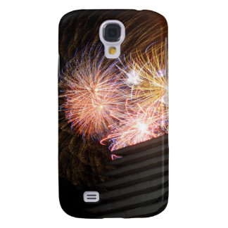 Fireworks explode galaxy s4 case