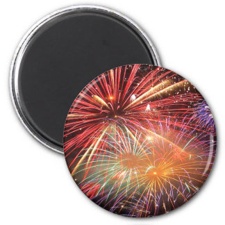 Fireworks Finale Magnet