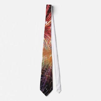 Fireworks Finale Tie