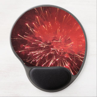 Fireworks Gel Mousepad Gel Mouse Mat