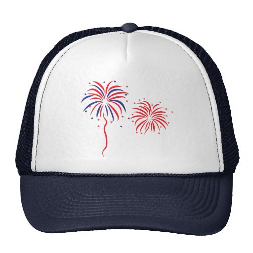 Fireworks Hats
