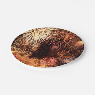 Fireworks images for Paper-Plates 7 Inch Paper Plate