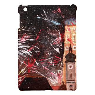 Fireworks In Munich iPad Mini Covers