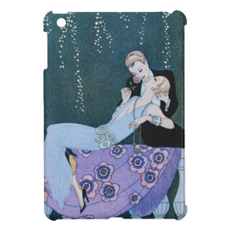 Fireworks in Paris Art Deco Case For The iPad Mini
