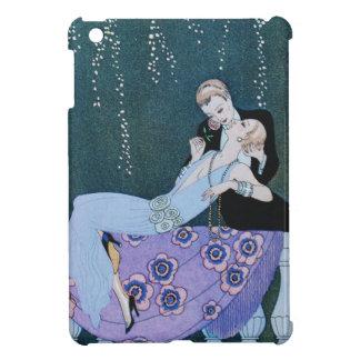 Fireworks in Paris Art Deco iPad Mini Covers