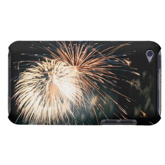 Fireworks in sky iPod Case-Mate cases