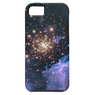 Fireworks in Space iPhone 5 Cases
