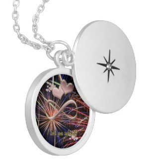 Fireworks infinite love jewelry