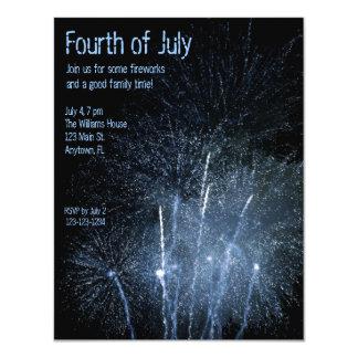 Fireworks Invitation