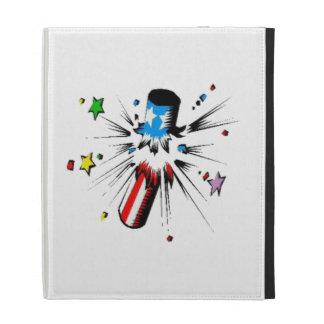 Fireworks iPad Case