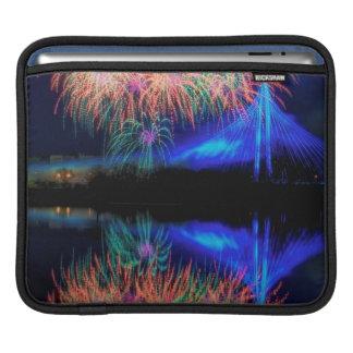 Fireworks iPad Sleeve