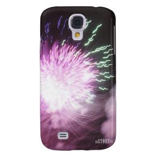 Fireworks iPhone 3G/3GS Case - Violet Fireworks
