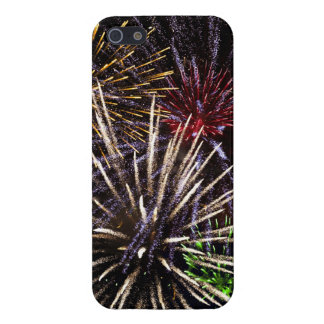 Fireworks iPhone 5 Case