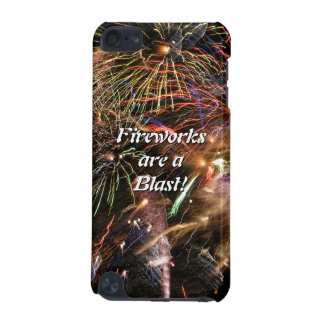 Fireworks iPod Speck Case iPod Touch 5G Cover