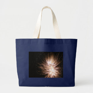 Fireworks Large Tote Bag