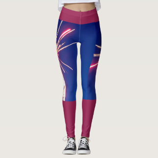 Fireworks Leggings