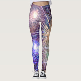 Fireworks | Leggings
