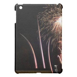 Fireworks light up the Air Force Memorial Cover For The iPad Mini