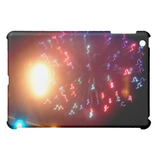 Fireworks Lights In The Sky iPad Mini Cover