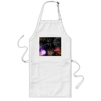 Fireworks Long Apron