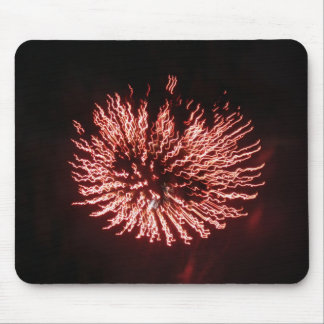 Fireworks Mouse Mat