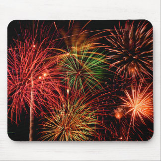Fireworks Mouse Pads