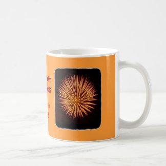 Fireworks Mug - Customized