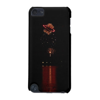 Fireworks Over the Lake iPod Touch case
