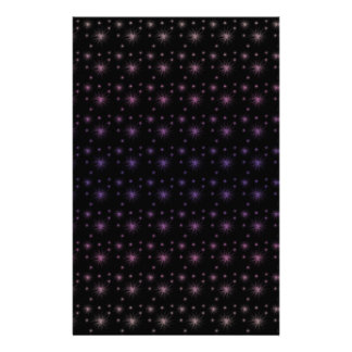 Fireworks Pattern Customised Stationery