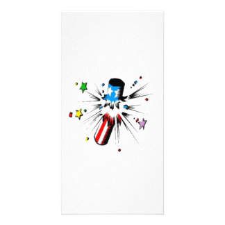 Fireworks Photo Cards
