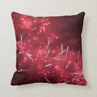 Fireworks Pillow