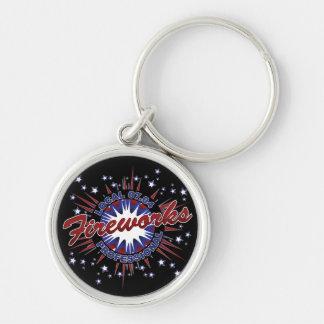 Fireworks Professional Key Chain
